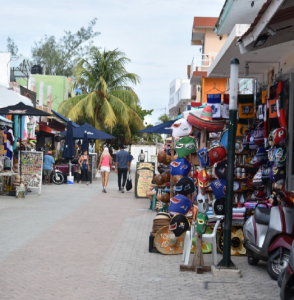 Downtown Isla shopping has changed over the past few decades.