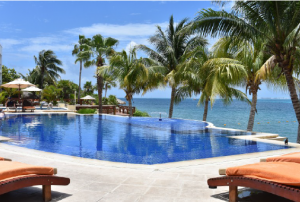 Zoetry Villa Rolandi is a five star hotel and the price to stay there reflects it.